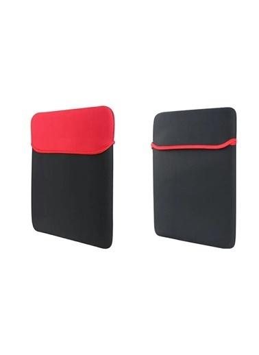 "Mcstorey MacBook Pro Air Retina Laptop Çanta Koruma Kese Zarf Kılıf 15"" 15.4 inç Sleevebag NL Siyah"